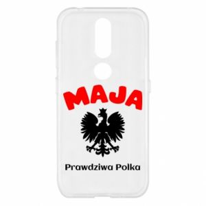 Phone case for Huawei P Smart Maja is a real Pole - PrintSalon