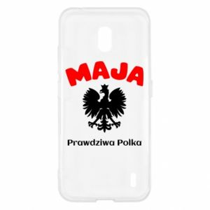 Phone case for Huawei P10 Lite Maja is a real Pole - PrintSalon