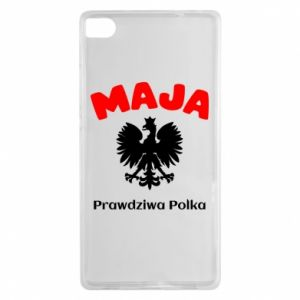 Phone case for Huawei P20 Maja is a real Pole - PrintSalon
