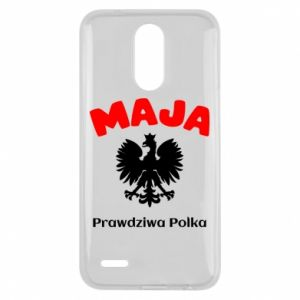 Phone case for Mi A2 Lite Maja is a real Pole - PrintSalon