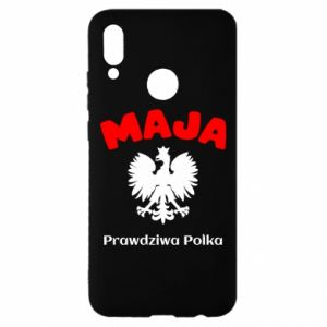 Phone case for Samsung A9 2018 Maja is a real Pole - PrintSalon
