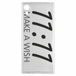 Etui na Sony Xperia XA1 Make a wish