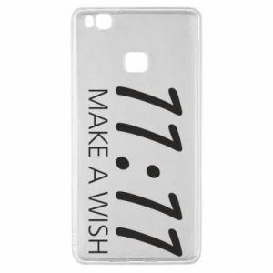 Huawei P9 Lite Case Make a wish