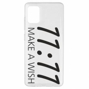 Samsung A51 Case Make a wish