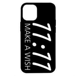 Etui na iPhone 12 Mini Make a wish
