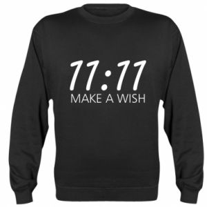 Bluza (raglan) Make a wish