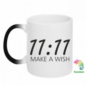 Kubek-magiczny Make a wish