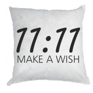 Pillow Make a wish