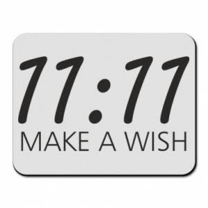 Mouse pad Make a wish