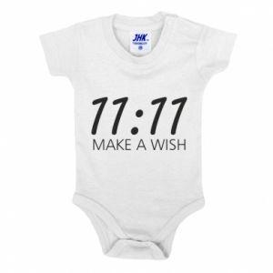Body dziecięce Make a wish