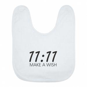 Śliniak Make a wish