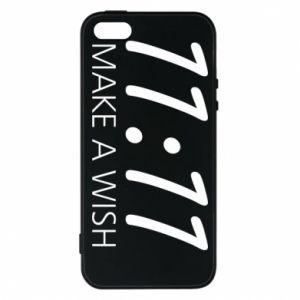 iPhone 5/5S/SE Case Make a wish