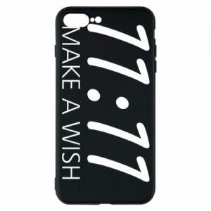 iPhone 7 Plus case Make a wish