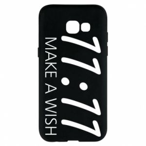 Etui na Samsung A5 2017 Make a wish