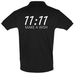 Men's Polo shirt Make a wish