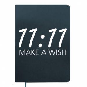 Notepad Make a wish