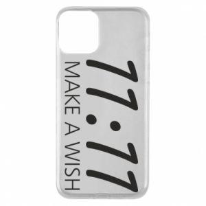 iPhone 11 Case Make a wish