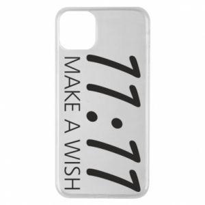 iPhone 11 Pro Max Case Make a wish
