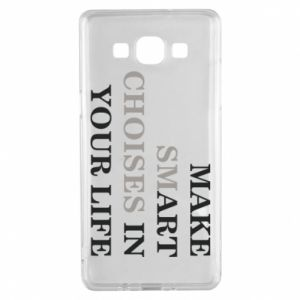 Samsung A5 2015 Case Make art in your life
