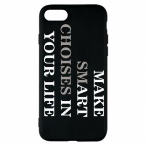 iPhone SE 2020 Case Make art in your life