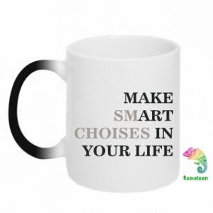 Magic mugs Make art in your life