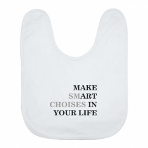 Bib Make art in your life