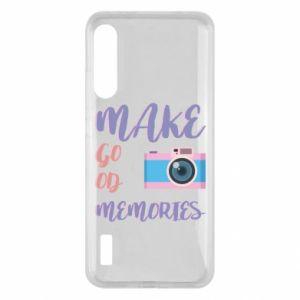 Etui na Xiaomi Mi A3 Make good memories