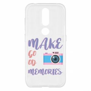 Etui na Nokia 4.2 Make good memories