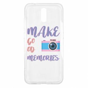 Etui na Nokia 2.3 Make good memories