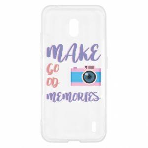 Etui na Nokia 2.2 Make good memories