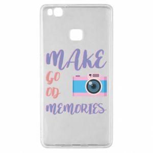 Etui na Huawei P9 Lite Make good memories
