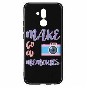 Etui na Huawei Mate 20 Lite Make good memories