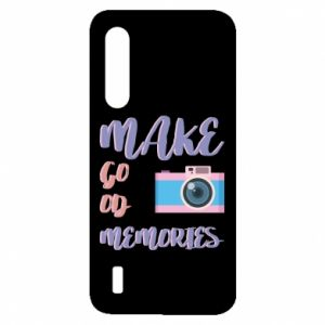 Etui na Xiaomi Mi9 Lite Make good memories