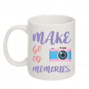Kubek 330ml Make good memories