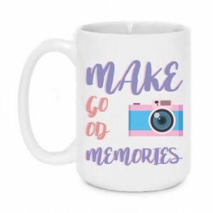 Kubek 450ml Make good memories