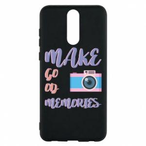 Etui na Huawei Mate 10 Lite Make good memories