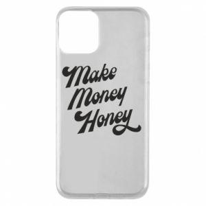 Etui na iPhone 11 Make money honey