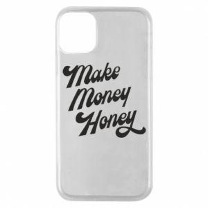 Etui na iPhone 11 Pro Make money honey