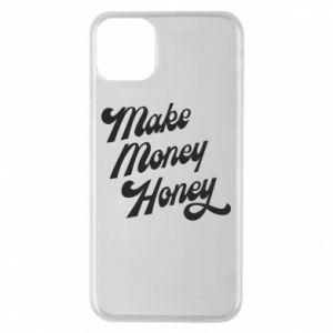 Etui na iPhone 11 Pro Max Make money honey