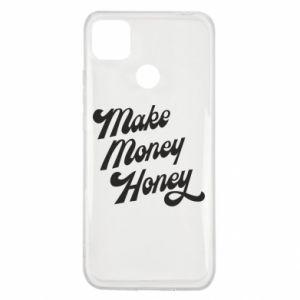 Etui na Xiaomi Redmi 9c Make money honey