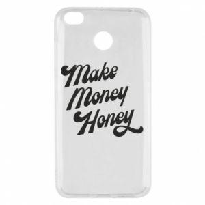 Etui na Xiaomi Redmi 4X Make money honey