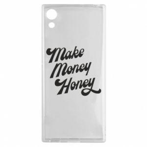 Etui na Sony Xperia XA1 Make money honey