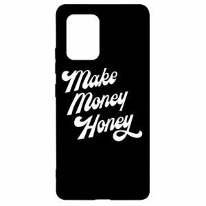 Etui na Samsung S10 Lite Make money honey