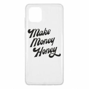 Etui na Samsung Note 10 Lite Make money honey