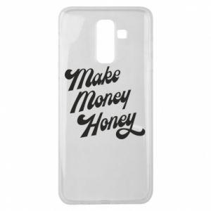 Etui na Samsung J8 2018 Make money honey