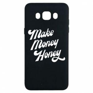 Etui na Samsung J7 2016 Make money honey