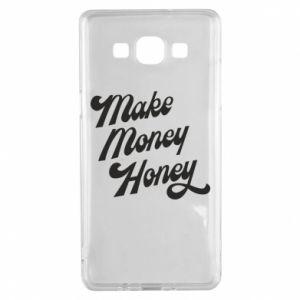 Etui na Samsung A5 2015 Make money honey