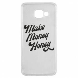 Etui na Samsung A3 2016 Make money honey
