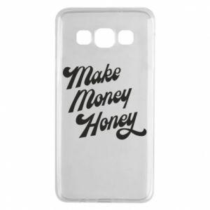 Etui na Samsung A3 2015 Make money honey