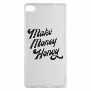 Etui na Huawei P8 Make money honey